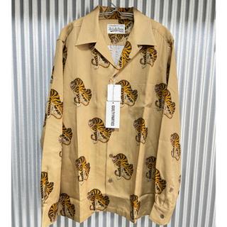 ワコマリア(WACKO MARIA)の20fw WACKOMARIA タイガー 虎 アロハシャツ(シャツ)