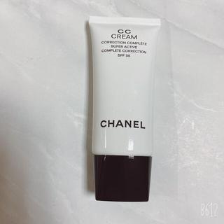 シャネル(CHANEL)のCHANEL  CCクリーム N  21  ベージュ(CCクリーム)