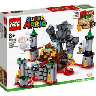 レゴ(Lego)のLEGO スーパーマリオ けっせんクッパ城!チャレンジ(その他)