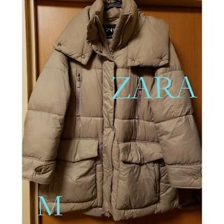 ザラ(ZARA)の値下げ‼️【ZARA】ダウンジャケット Mサイズ(ダウンジャケット)