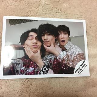 ジャニーズ(Johnny's)の松村北斗 松田元太 渡辺翔太 写真(アイドルグッズ)