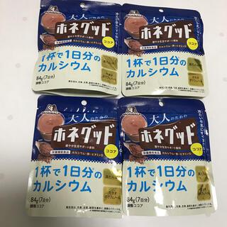 モリナガセイカ(森永製菓)のホネグッド 84gx4袋(その他)