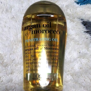 モロッカンオイル(Moroccan oil)のOGX  アルガンオイル オブ モロッコ  ヘアオイル★100ml★(オイル/美容液)