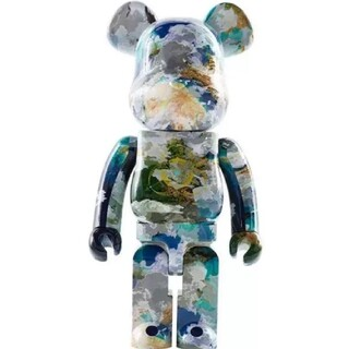 Be@rbrick Earth (Innersect Exhibition Li(キャラクターグッズ)