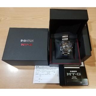 ジーショック(G-SHOCK)のCASIO G-SHOCK MT-G MTG-B2000B-1A2JF(腕時計(デジタル))