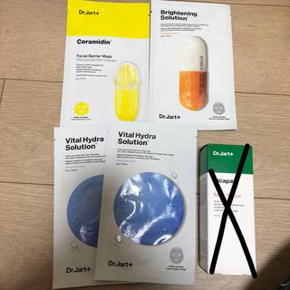ドクタージャルト(Dr. Jart+)のDr.Jart+  シカペア トナー、ダーマスク マイクロ、ウォータージェット(化粧水/ローション)