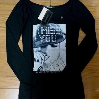 リップサービス(LIP SERVICE)の新品タグ付き☆リップサービス ロングTシャツ(Tシャツ(長袖/七分))