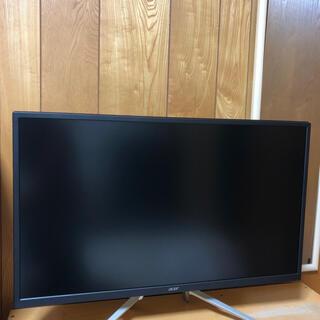 エイサー(Acer)のACER 4Kモニター ET322QK LED バックライト 31.5インチ(ディスプレイ)