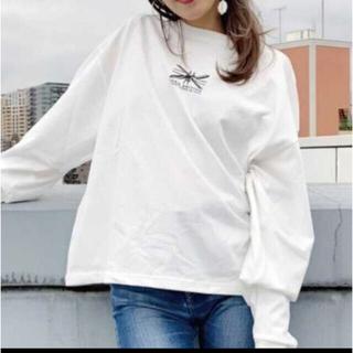 ジェイダ(GYDA)のKANGOL×GYDA BLACKラインテープロンT(Tシャツ(長袖/七分))