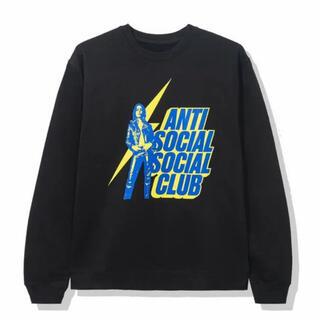 ヒステリックグラマー(HYSTERIC GLAMOUR)のhysteric glamour anti social social club(スウェット)