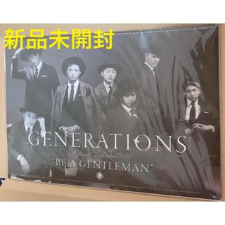 ジェネレーションズ(GENERATIONS)のGENERATIONS from EXILE TRIBE 2016年 カレンダー(アート/エンタメ)