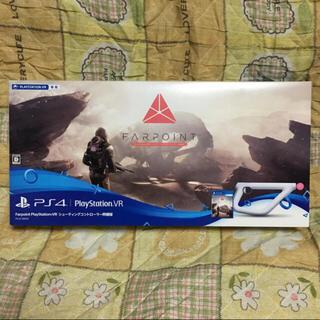 プレイステーションヴィーアール(PlayStation VR)のFarpoint(PlayStation VR シューティングコントローラー同梱(家庭用ゲームソフト)