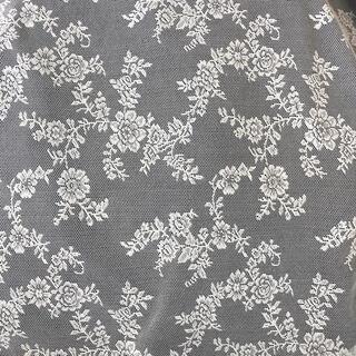 イケア(IKEA)のIKEA花柄レースカーテン(レースカーテン)