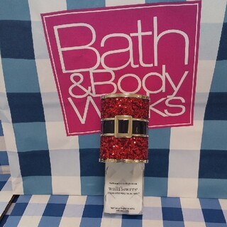 バスアンドボディーワークス(Bath & Body Works)の選べるリフィル!バスアンドボディワークスウォールフラワープラグ(アロマポット/アロマランプ/芳香器)