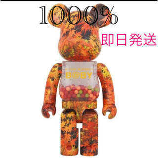 メディコムトイ(MEDICOM TOY)の新品 未開封 #My First #BE@RBRICK  #千秋 #1000% (その他)