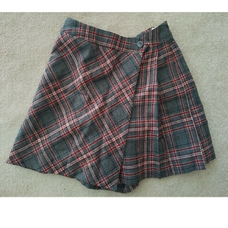 ザスコッチハウス(THE SCOTCH HOUSE)の★ ザスコッチハウス  キュロットスカート 150(スカート)