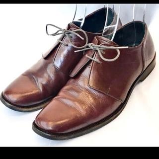 ヨウジヤマモト(Yohji Yamamoto)のY's 革シューズ ヨウジヤマモト コム・デ・ギャルソン(ローファー/革靴)