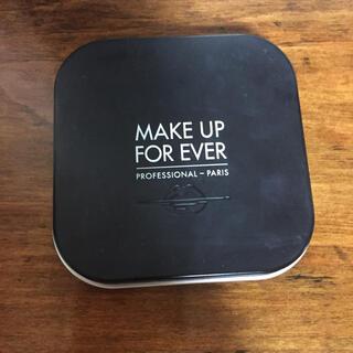 メイクアップフォーエバー(MAKE UP FOR EVER)のメイクアップフォーエバー ウルトラHDパウダープレスト(フェイスパウダー)