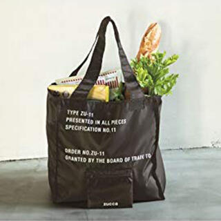 ズッカ(ZUCCa)の【新品未開封】zuccaShopping Bag Book デリバッグ(エコバッグ)