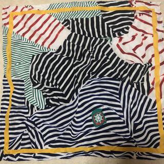 トゥモローランド(TOMORROWLAND)のcaban×mii マルチプリントスカーフ(バンダナ/スカーフ)