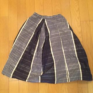 センス(SENSE)のフレアスカート(ひざ丈スカート)