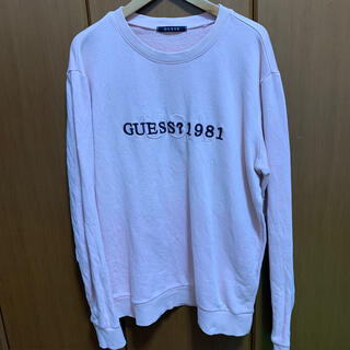 ゲス(GUESS)のGUESS スウェット Mサイズ(スウェット)