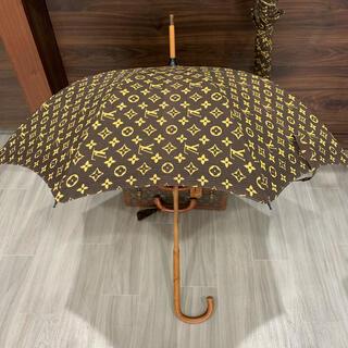 ルイヴィトン(LOUIS VUITTON)のぽにょ様専用 婦人&紳士 ルイヴィトン アンブレラ2本セット(傘)