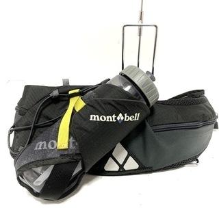 モンベル(mont bell)のモンベル ウエストポーチ新品同様  -(ボディバッグ/ウエストポーチ)