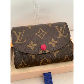 ルイヴィトン(LOUIS VUITTON)のLOUIS VUITTON ルイヴィトン☆ポルトモネ ロザリ☆コンパクト財布(財布)