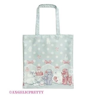 アンジェリックプリティー(Angelic Pretty)の東京店限定新品Lovely Poodleバッグ(トートバッグ)