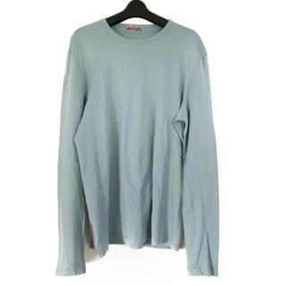 プラダ(PRADA)のプラダスポーツ 長袖Tシャツ サイズL -(Tシャツ/カットソー(七分/長袖))