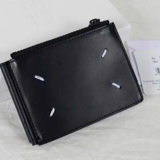 マルタンマルジェラ(Maison Martin Margiela)の20AW Maison Margiela 財布 マネークリップ ブラック(マネークリップ)