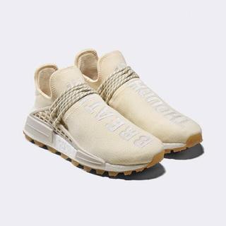 アディダス(adidas)のadidas NMD HU Pharrell Cream White 22.5(スニーカー)