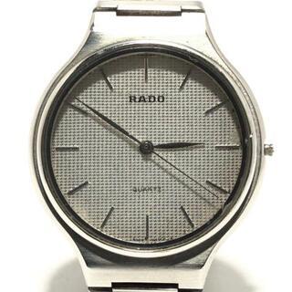 ラドー(RADO)のRADO(ラドー) 腕時計 - 132.9537.4 メンズ(その他)