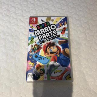 ニンテンドウ(任天堂)のスーパー マリオパーティ Switch(家庭用ゲームソフト)