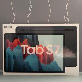 サムスン(SAMSUNG)のSAMSUNG Galaxy Tab S7 Wi-Fi 新品未使用(タブレット)