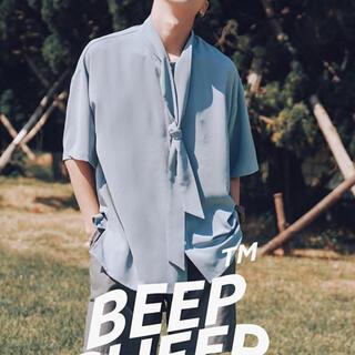 ボウダンショウネンダン(防弾少年団(BTS))のBEEP 韓国 シャツ(シャツ)