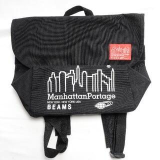 マンハッタンポーテージ(Manhattan Portage)の[Manhattan Portage] 2WAY リュック ブラック(リュック/バックパック)