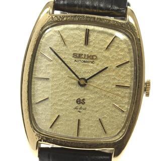 セイコー(SEIKO)のセイコー グランドセイコー  5641-5000 メンズ 【中古】(腕時計(アナログ))