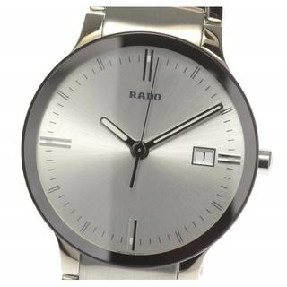 ラドー(RADO)の☆極美品 ラドー セントリックス  R30927103 メンズ 【中古】(腕時計(アナログ))
