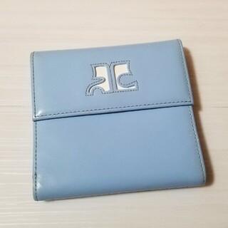 クレージュ(Courreges)ののわ様専用 クレージュ 三つ折り財布(財布)