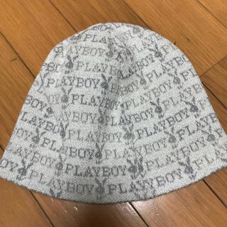 プレイボーイ(PLAYBOY)のニット帽子(ニット帽/ビーニー)