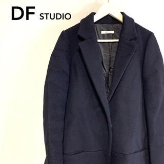 ダイアンフォンファステンバーグ(DIANE von FURSTENBERG)のDF STUDIO ダイアンフォンファステンバーグ コート ウール(ロングコート)