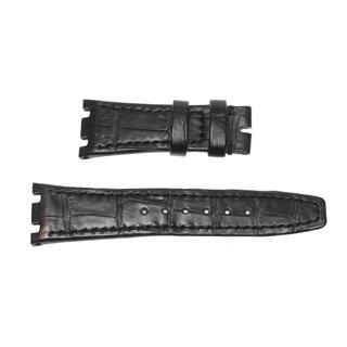オーデマピゲ(AUDEMARS PIGUET)のオーデマ・ピゲ  ラグ幅21/16mm ブラック   レディース 【中古】(腕時計)