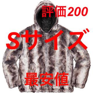 シュプリーム(Supreme)の定価以下 supreme faux far jacket(ブルゾン)