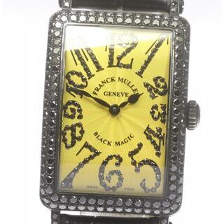 フランクミュラー(FRANCK MULLER)のフランクミュラー ロングアイランド 952QZD レディース 【中古】(腕時計)