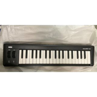 コルグ(KORG)のMICROKEY2-37 AIR MIDIキーボード ワイヤレス(MIDIコントローラー)