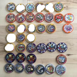 バンダイ(BANDAI)の妖怪ウォッチメダル レジェンドメダル有り バラ売り可能(キャラクターグッズ)