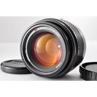 コニカミノルタ(KONICA MINOLTA)の#BK17 Minolta AF 50mm f/1.4 Lens A Mount(レンズ(単焦点))