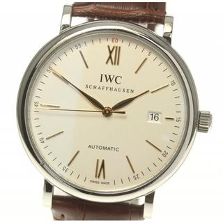 インターナショナルウォッチカンパニー(IWC)の☆良品 IWC ポートフィノ IW356517 メンズ 【中古】(腕時計(アナログ))